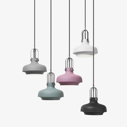 Copenhagen SC6 Pendant Lamp by &Tradition