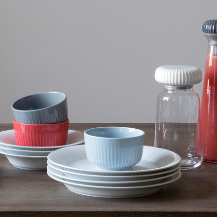 Hammershøi dishes collection by Kähler