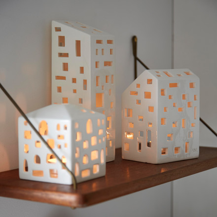 Kähler Design - Urbania Votive Candle House