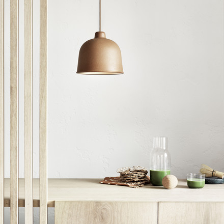 Muuto - Grain Pendant Lamp, natural