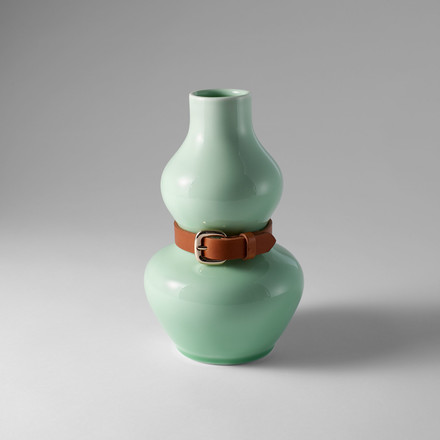 Design House Stockholm - Alba Vase in celadon