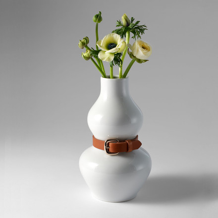 Alba Vase for long-stem flowers