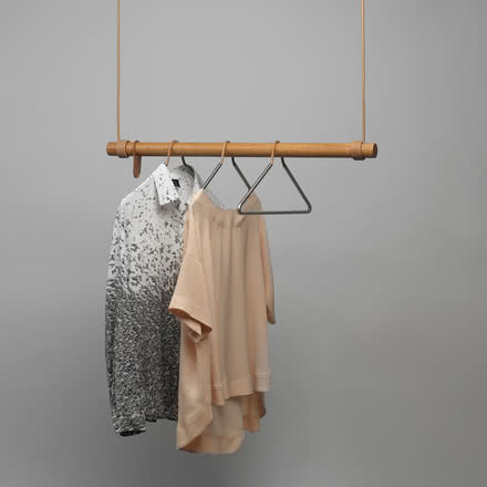 Hangers and Swing wardrobe by LindDNA