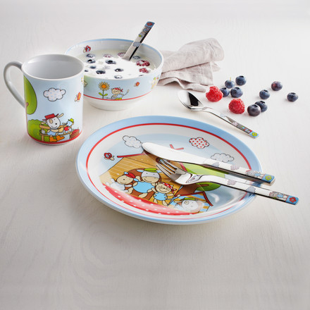 Puresigns - One Ferme children's cutlery