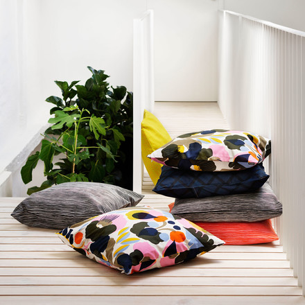 Hattarakukka Cushion Cover by Marimekko