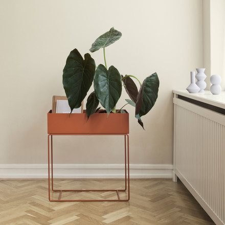 Plant Box by ferm Living in Orange