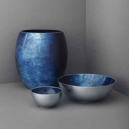 Bowl and vase from the Stockholm Horizon series