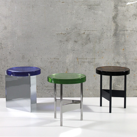 Alwa I and II Side Table