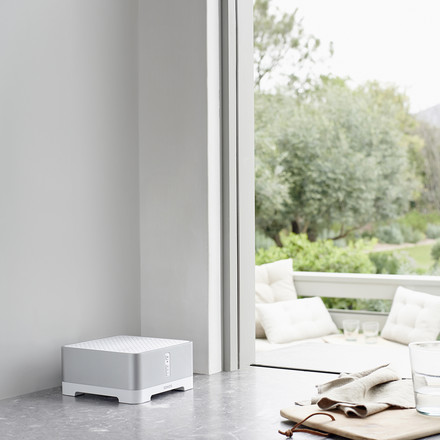 Turn your speakers into a Sonos wireless HiFi system
