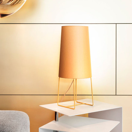 FrauMaier - Minisophie Table Lamp, gold