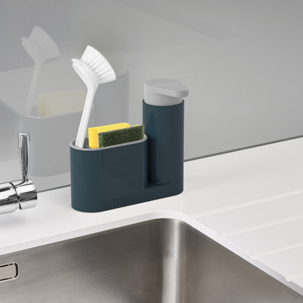 2-piece SinkBase Sink Cleaning Set by Joseph Joseph