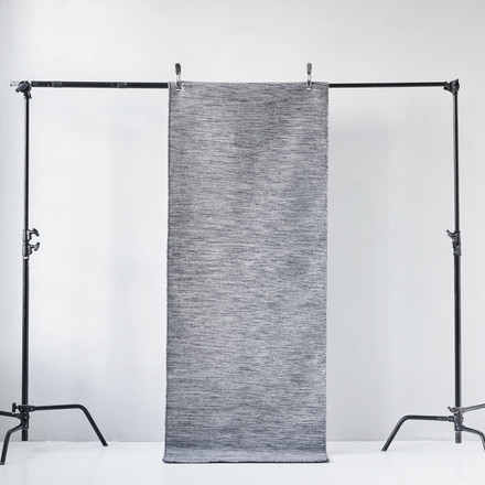 Menu - Norm Rug rectangular, dark stone grey