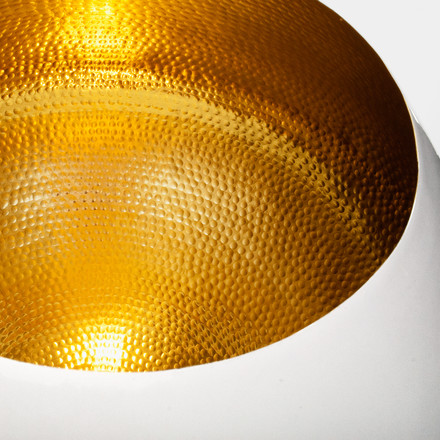 Beat Light Pendant Lamp by Tom Dixon