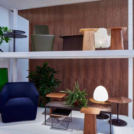 New Pieces from Vitra at the Salone del Mobile 2016