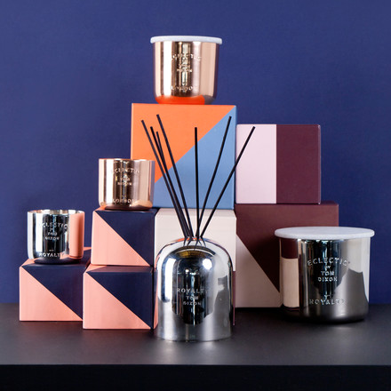 Tom Dixon - Scent scented candles /  fragrance diffuser, with packaging