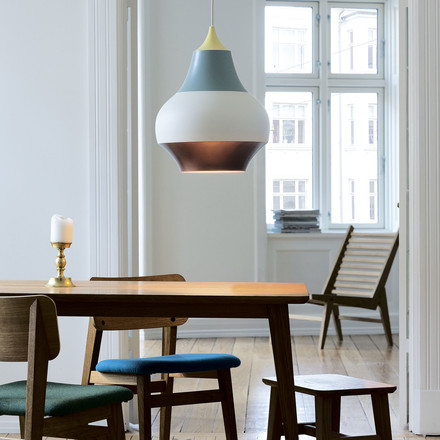 Cirque Pendant Lamp by Louis Poulsen