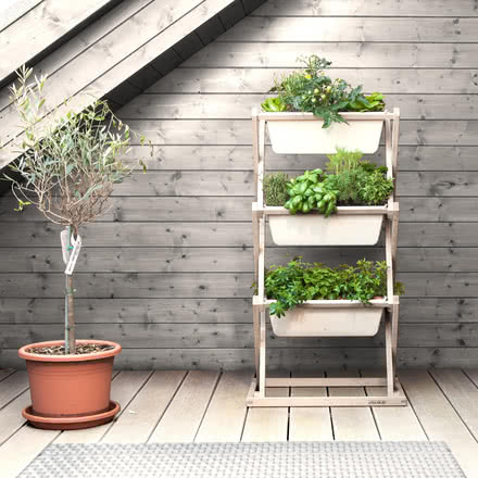 urbanature - vertical garden