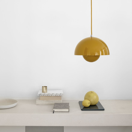 &Tradition - FlowerPot Pendant Lamp VP1 (Colour)