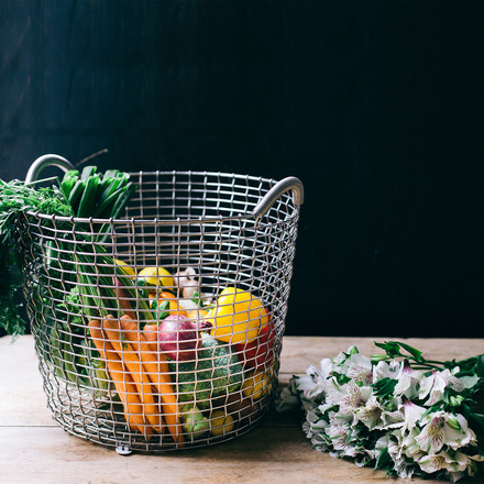 1 Basket, many Possibilities: Classic 50 by Korbo