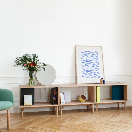 Stylish Sideboard for the Living Room