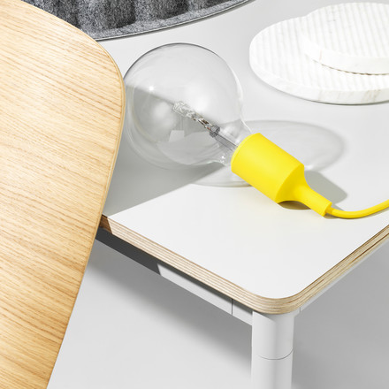 The design by Muuto from Denmark