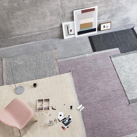 The Ply rug by Muuto