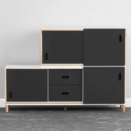 Kabino Sideboard and Shelf