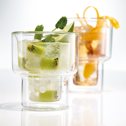 Stylish Way of Serving Drinks: Match Tumbler by Jenaer Glas