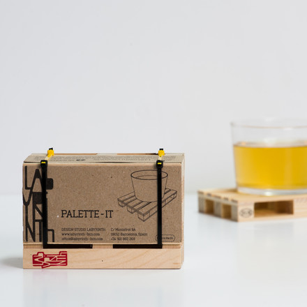 Palette-it Coaster for Hot and Cold Beverages