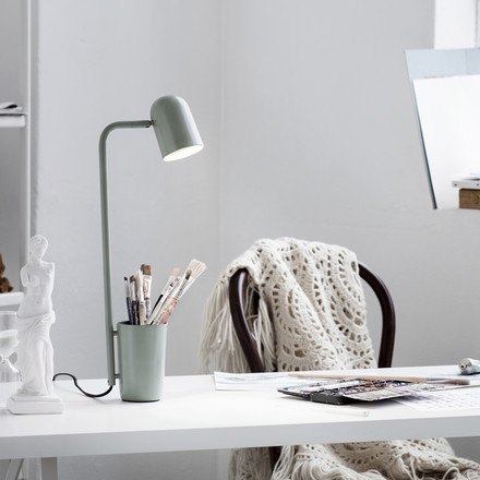 The northernlighting - Buddy Table Lamp in olive green