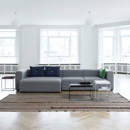 Compact Mags Modular Sofa by Hay