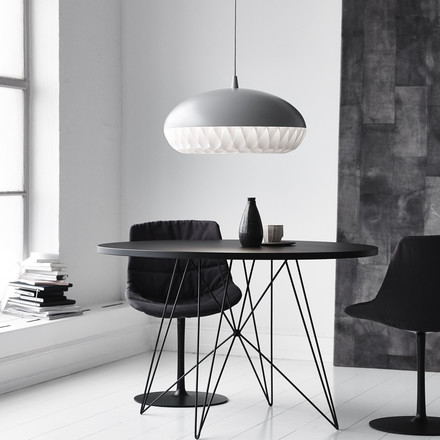 Aeon Rocket Pendant Lamp by Lightyears