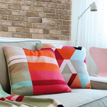 Cushion and Blanket from Remember