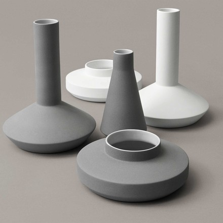 Vases# series by Karakter