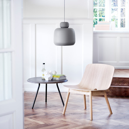 Stone Pendant Lamp by Woud