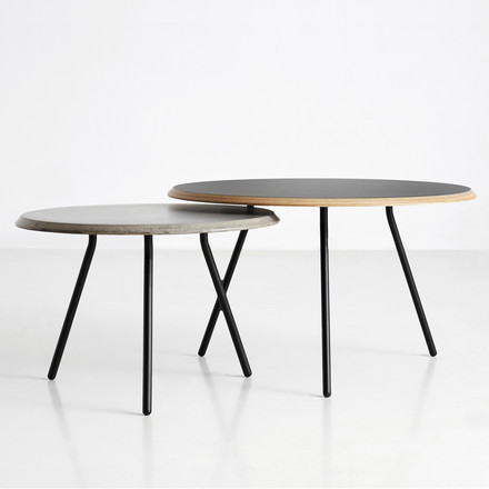 Soround Side Table by Woud