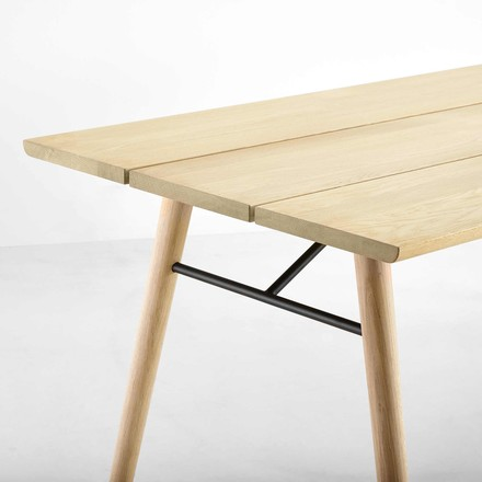 Split Dining Table by Woud