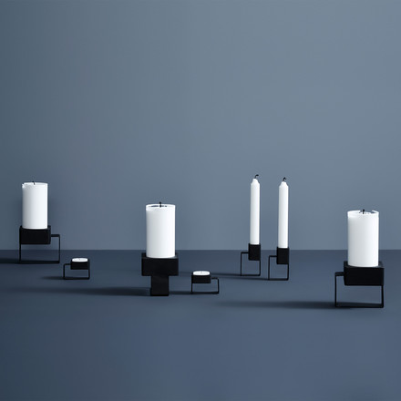 Tip, Tap and Top Candleholders