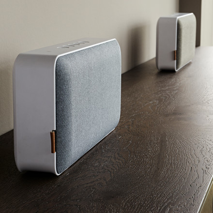 Loudspeaker for Indoor and Outdoor Use