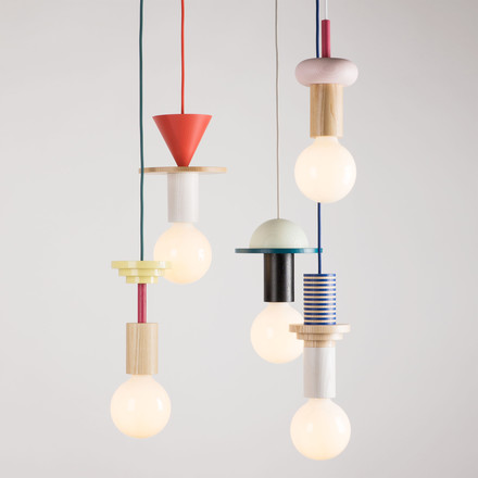 The Schneid - Junit Lamp Pendant Lamp