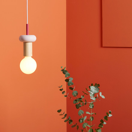 The Junit Lamp Pendant Lamp, Drop by Schneid