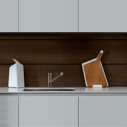 Forminimal Chopping Board set and Kitchen Roll Holder