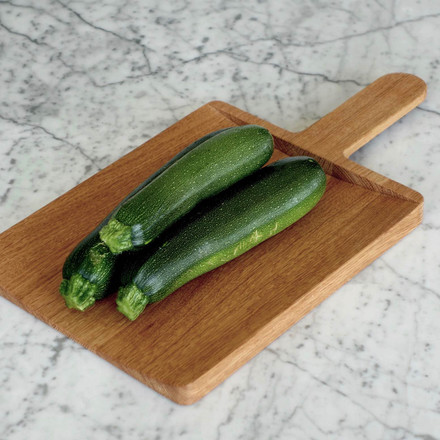 The Auerberg - Bushel Board with Courgettes