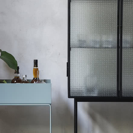 Haze Vitrine and Plant Box by ferm living