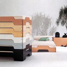 Rolf Heide Pile Couch
