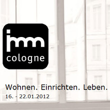 Imm cologne 2012: Living in the future
