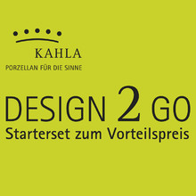Kahla - Design 2 Go Starter sets