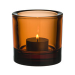 Iittala - Kivi Votive Candle Holder, Sevilla orange