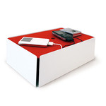 Konstantin Slawinski - Charge Box, white / red