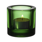 Iittala - Kivi Votive Candle Holder, green